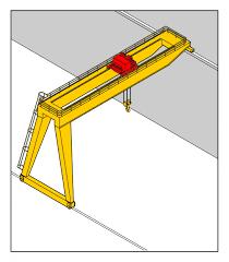 cranes safe work australia