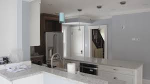 cool clean gray owl benjamin moore paint wall with white cool clean gray owl benjamin moore paint wall with white countertop and white kitchen cabinet also