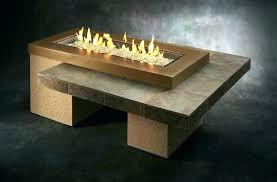 gas fire pit table uk gas fire pit table set serba tekno com