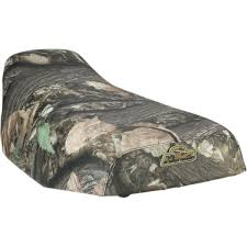 suzuki 450 500 700 750 king quad staple on camo seat cover quad