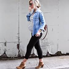 Comfortable Shoes Pregnancy Stay Stylish During Pregnancy Easy To Wear A Casual Look For