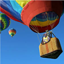 balloons for him shaq and hot air balloons