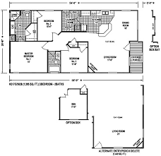 Skyline Mobile Home Floor Plans Skyline Floor Plans Valine