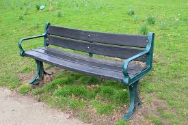 Park Bench Made From Recycled Plastic Memorial Benches Of Christchurch Park Ipswich