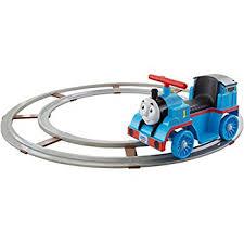 amazon black friday toy trains sale amazon com power wheels thomas u0026 friends thomas train with track