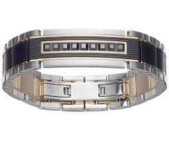 leather bracelet swarovski images Bracelets and cuffs men 39 s collection swarovski online shop jpg
