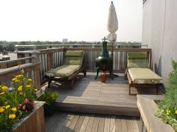 roof deck design ideas patio
