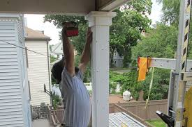 dressing up porch posts with pvc jlc online porches molding