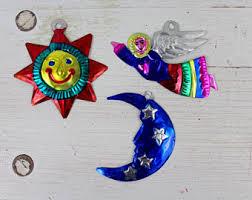 mexican ornaments decorations virgen de guadalupe