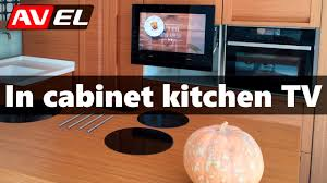 Under The Cabinet Tv For The Kitchen аlternative To Kitchen Tv Under Cabinet In Cabinet Kitchen Tv