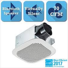 Home Depot Bathroom Exhaust Fan Delta Breez Integrity Series 50 Cfm Ceiling Bathroom Exhaust Fan