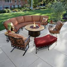 Fire Patio Table by Fire Pit Furniture For You Outdoor Furniture With Fire Pit Table