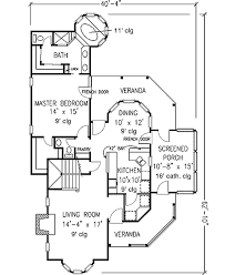 turret house plans house plans a designed in 1885 but