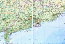 Map Of China Provinces by Guangdong Map In Detail Map Of Guangdong Province