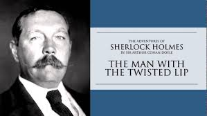 sherlock the with the twisted lip audiobook