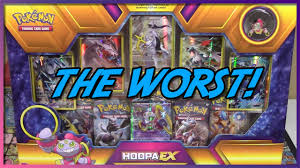 pokemon cards opening the worst early hoopa ex legendary