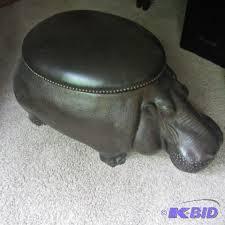 Hippo Ottoman Hippo Ottoman Quality Home Furnishings K Bid