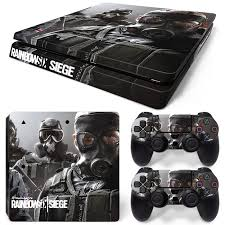 siege console de jeux free drop shipping tom clancy s rainbow six siege skin sticker