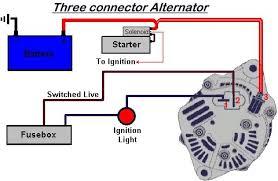 delco wire alternator installation 5000 ford mf135 wiring wiring