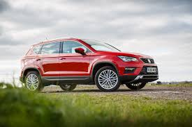 seat ateca xcellence 2017 seat ateca xcellence review the ultimate new suv