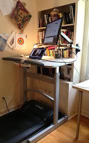 Desk Treadmill Diy Healthier Working With Diy Treadmill Desk Thedigitalhandshake