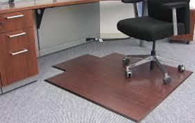 Best Chair Glides For Wood Floors Desk Office Chair Mat For Wood Floors Amazing Desk Floor Mat