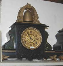 Antique Mantel Clocks Value Antique Black Mantel Clocks Mackey U0027s Antique Clock Repair