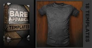 t shirt psd templates t shirt mockup templates to help display t