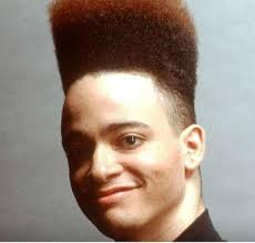 hairstyle punk skater cut 1980s this is my first choice for a hairstyle from the 1980s the box