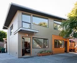 green lake backyard cottage featured on houzz jim burton architects