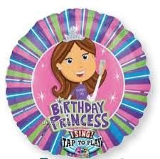 singing birthday balloons 28 singing sweet 16 princess happy birthday balloon china