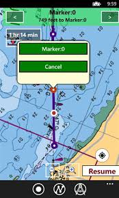 get i boating marine lakes gps nautical charts microsoft store