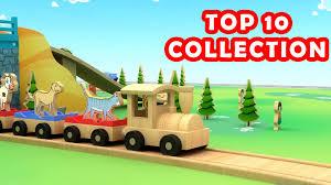 video for kids youtube kidsfuntv animals birds u0026 more train collection animals birds u0026 more