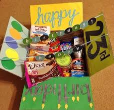 birthday care packages birthday gifts picture collection 52