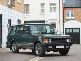 land rover iran rm sotheby u0027s 1993 land rover range rover vogue lse london 2017