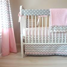 Baby Room Ideas White Gray Pink Baby Nursery Quirky Baby Nursery With Grey And White Bedding For