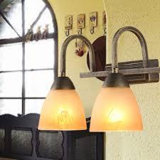 Wrought Iron Bathroom Lighting Adorable Wrought Iron Vanity Lights Wrought Iron Bathroom Lighting