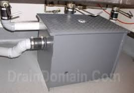 Grease Trap For Kitchen Sink Installing And Maintaining Grease Traps