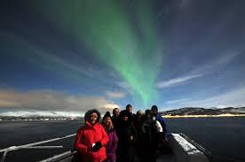 northern lights cruise 2018 northern lights dinner cruise sørøya havfiskecruise