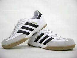 white samba mens adidas samba millennium shoes white black gold 651694 263 lrg jpg