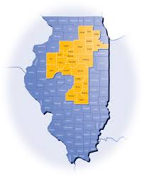 Counties In Illinois Map by Benefits Provider Networks And Healthcare Id Examples Caterpillar