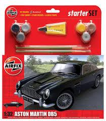 aston martin db5 amazon com airfix a50089 1 32 scale aston martin db5 classic car