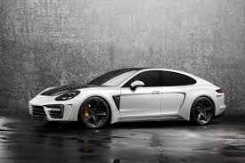 Porsche Panamera All White - new porsche panamera stingray gtr edition topcar