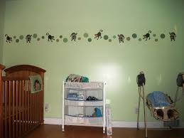 Wall Decals For Girl Nursery by Monkey Wall Decals That Cheer Your Kids U2014 Jen U0026 Joes Design
