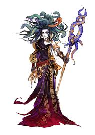 medusa clipart roman god pencil and in color medusa clipart