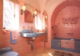 1930s bathroom design colorful house bathrooms restoration design for the