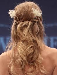 wedding half up dos popular long hairstyle idea