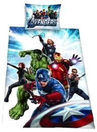 Avengers Duvet Cover Single Marvel The Avengers Single Bed Quilt Doona Cover Set New Iron Man