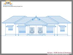 Kerala Home Design Blogspot Com 2009 by March 2009 Kerala Home Design And Floor Plans