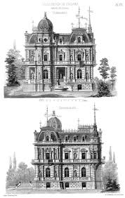 Chateau House Plans 131 Best Architectural Art Images On Pinterest Drawings
